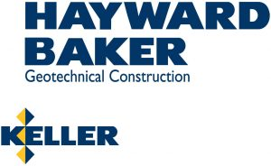 Hayward Baker Geotechnical Construction logo